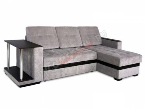 Угловой диван «Атланта» (вельвет люкс 45)