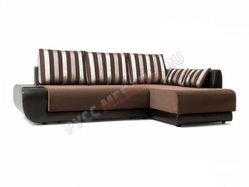 Угловой диван-пума «Нью-Йорк» правый (распродажа)