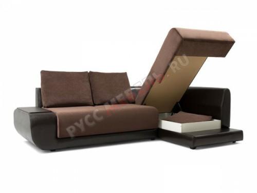 Угловой диван пума Нью-Йорк: