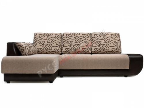 Угловой диван-пума «Нью-Йорк» левый (склад)