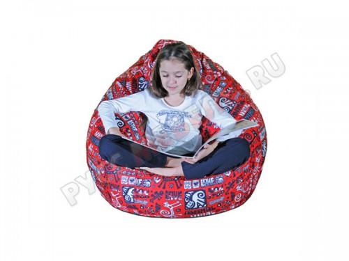 Кресло-пуф «Эконом 063» (на заказ)