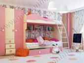Детская комната «Радуга» композиция 2