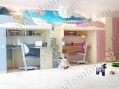 Детская комната «Радуга» композиция 3