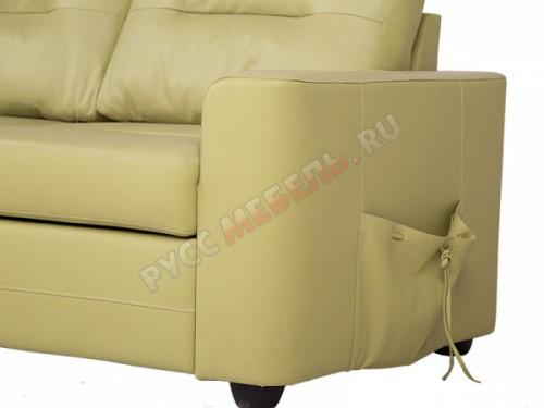 Беллино кожаный диван: