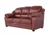 Кожаный диван 3-ка «Берг» (кожа Eichel)