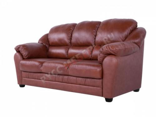 Кожаный диван 3-ка «Берг»