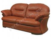 Кожаный диван 3-ка «Брюссель» (кожа Eichel)
