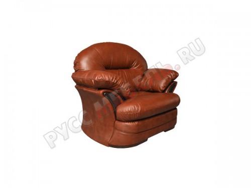 Кожаное кресло «Брюссель»