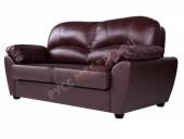Кожаный диван «Эвита» (кожа Oxblood)
