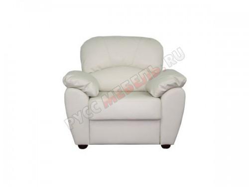 Кресло Эвита - натуральная кожа Dizaro: