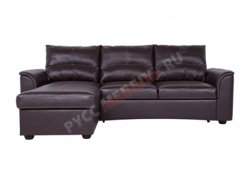 Угловой диван Фиджи с канапе: