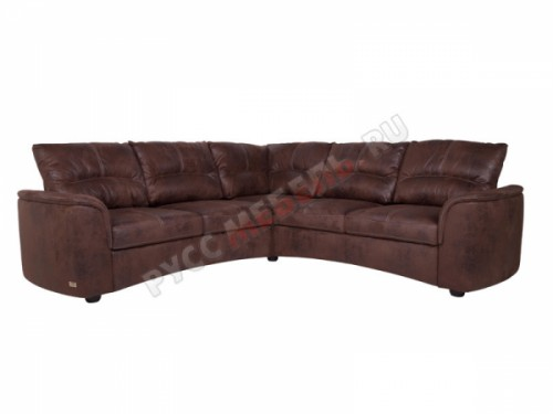 Угловой диван «Фиджи» (в ткани Терра Люкс)