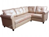 Кожаный угловой диван «Франческо»