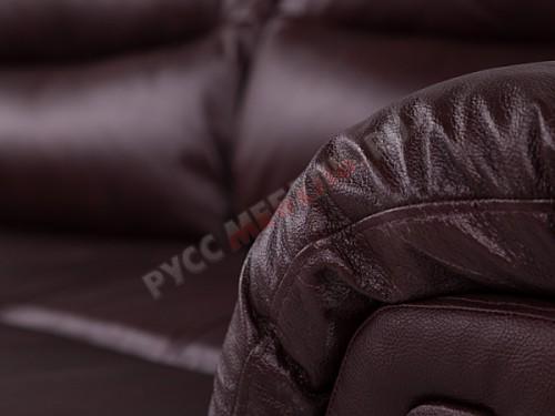Кожаный диван 3-ка «Ливерпуль»: