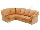 Кожаный угловой диван «Манхеттен» (кожа Sablia)