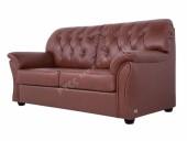 Кожаный диван 3-ка «Ванкувер» (кожа Madras Eichel)