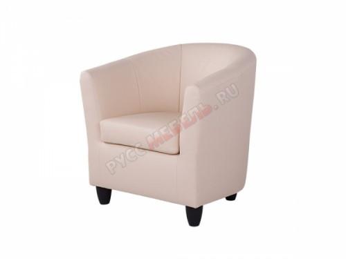 Кожаное кресло для отдыха «Сити» (кожа Feretto Canvas)