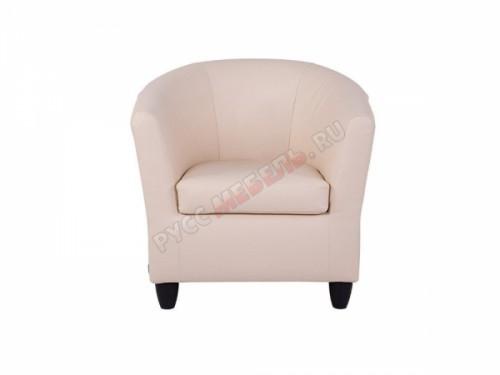 Кожаное кресло для отдыха «Сити»: