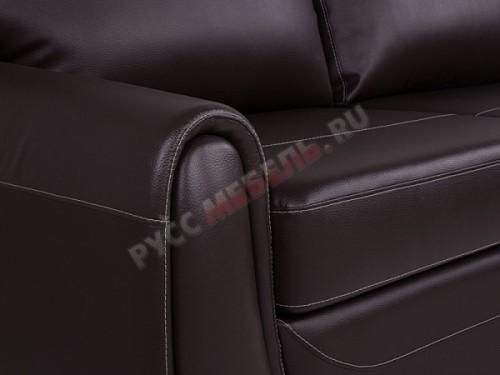 Кожаный диван 3-ка Верона: