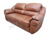 Кожаный диван 3-ка «Вестон» (кожа Eichel)