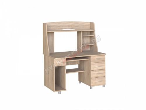 Стол с надстройкой «ПК-10»: