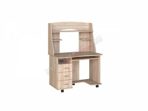 Стол с надстройкой «ПК-11»:
