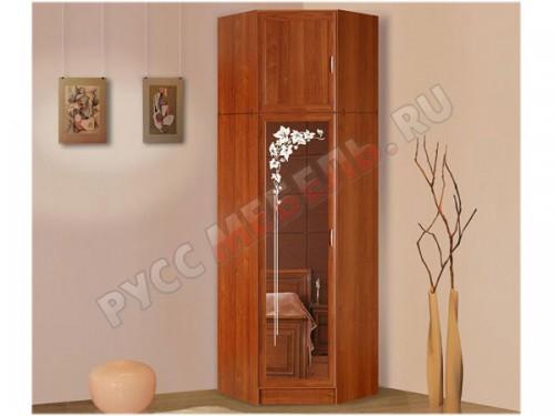 Возможна установка зеркала в дверь распашного шкафа (за отдельную плату):