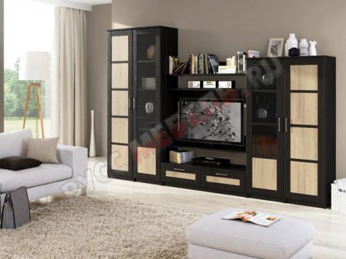 Модульная гостиная «Сэндай - 5 к»