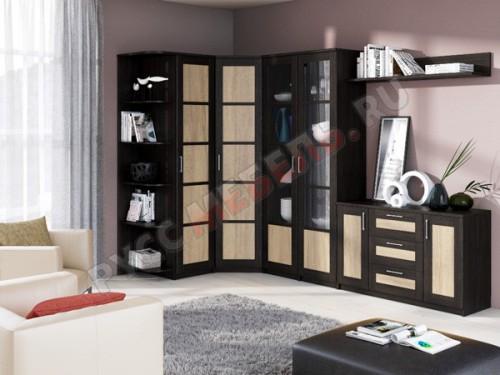 Модульная гостиная «Сэндай - 7 к»