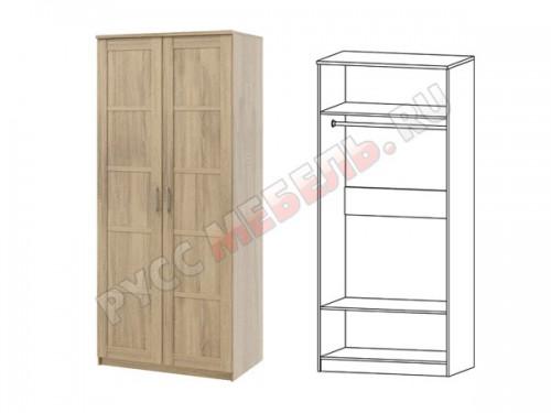 Сэндай С-21 шкаф для одежды глубокий