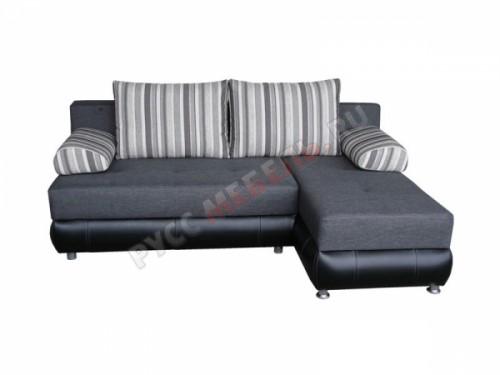 Угловой диван еврокнижка «Вика-11» (правый, распродажа)
