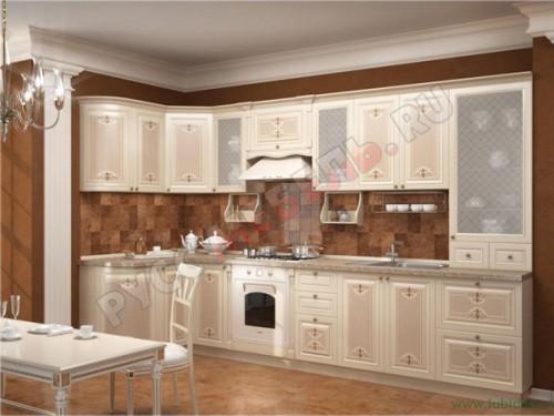Кухня модульная «Ассоль»