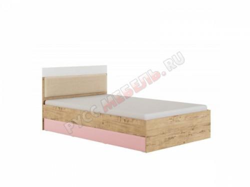 Кровать 1,2 «Дублин Роуз № 2»