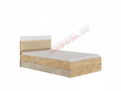 Кровать 1,2 «Дублин Стоун № 2»