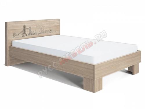 Кровать «Город» № 2 (120 х 200)
