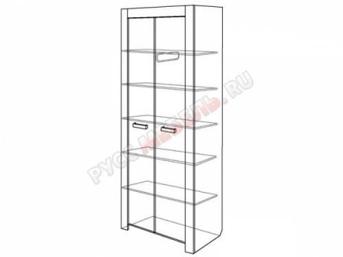 Шкаф для одежды №9:
