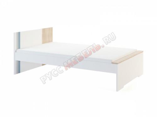 Кровать большая «Лион 1,2» № 4