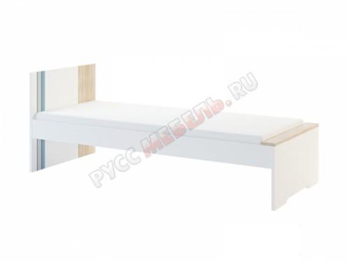 Кровать большая «Лион 0,8» № 3