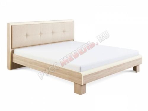 Кровать «Оливия № 2.2» (160 х 200) с мягкой спинкой