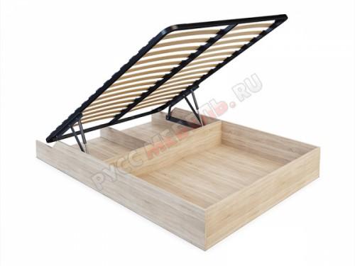 Короб для хранения с гидравлическим подъёмным механизмом (180х200)