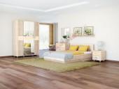 Модульная спальня «Оливия» (комплектация 1)
