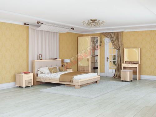 Модульная спальня «Оливия» (комплектация 2)