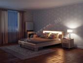 Модульная спальня «Оливия» (комплектация 4)