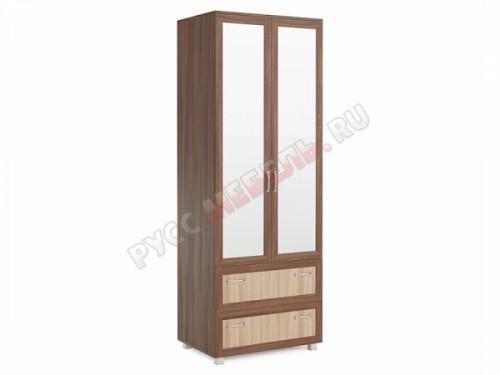 Шкаф двухдверный распашной «Сальвия №12»