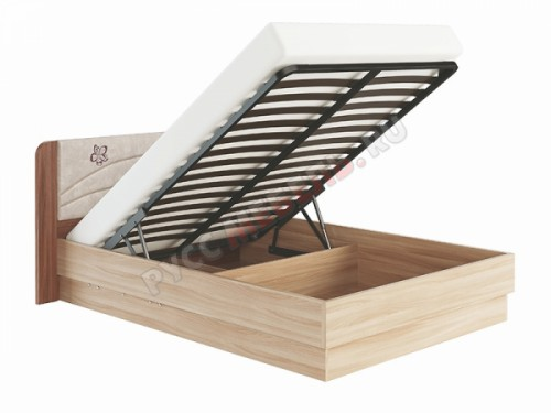 Кровать «Сальвия № 2.2» (160х200) с мягким изголовьем, с механизмом