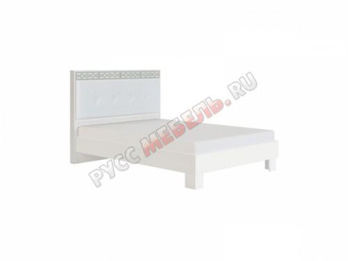Кровать  «Белла № 1.2» (140 х 200) с мягкой спинкой