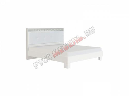 Кровать  «Белла № 1.4» (180 х 200) с мягкой спинкой