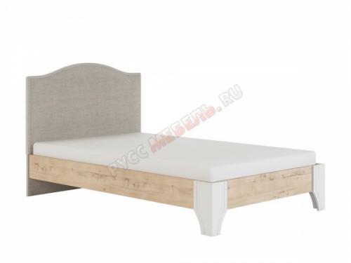 Спальня «Флоренция» кровать № 11.1 (с мягкой спинкой)