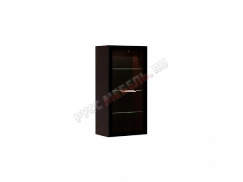 Шкаф навесной с подсветкой «Сенатор № 4»