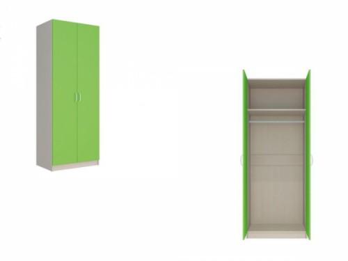 Шкаф 2-х створчатый «Мийа 2»: